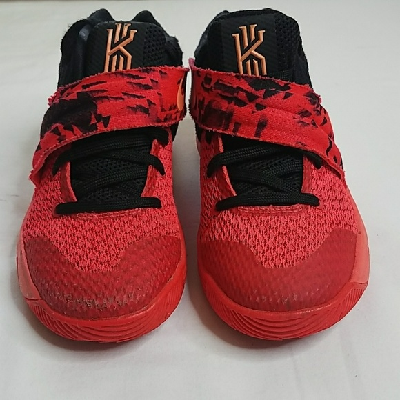 competitive price dad9b 929ae Nike kyrie 2 inferno bright crimson atomic. M 5b1d9288a31c33b92526bc9b